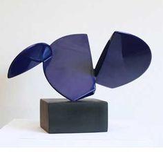 Art - Sculpture.  S/N  (escultura en metal)