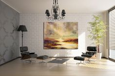 Room Set, Landscape Art, Original Paintings, Tapestry, Collections, Fine Art, The Originals, Artist, House