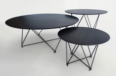 Eden Tables - Federico Churba