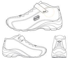 Curve Womens Street Shoe by Chris Davis at Coroflot.com