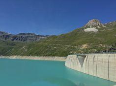 Barrage de Moiry. Switzerland. Switzerland, River, Outdoor, Outdoors, Outdoor Games, Outdoor Living, Rivers