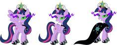 Princess Twivine Sparkle by kaylathehedgehog
