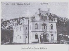 Antiga Cadeia Comarcã (Sintra)