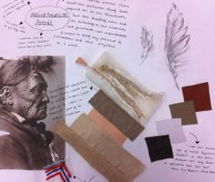 2nd Year Mixed Media Textiles students from Bath Spa University will be exhibiting new works made in response to the collection at The American Museum, Bath from June 3rd -6th 2014. image (3)