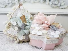 So, so sweet. Can't go wrong with any ideas that Melissa comes up with. (LilyBean Paperie)