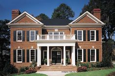 44 best William E. Poole Houses images on Pinterest | Floor plans ...