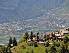 Relais des Chasseurs à Chiboz-Fully (VS) Swiss Travel, Dolores Park, Hunters, Terraces, Hobbies