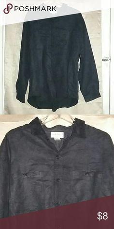 KNIGHTSBRIDGE Button Down Shirt Never worn 100% polyester Knightsbridge Shirts