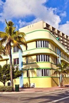 Miami Beach S Art Deco District