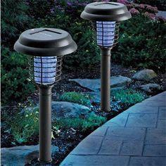 2015 Speaker Monopod Bluetooth Super Bright White Solar Uv Garden Yard Led Lamp Light Bug Zapper Pest Insect Mosquito Killer