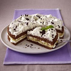 Unser beliebtes Rezept für Schoko-Bananen-Sahne-Torte und mehr als 55.000 weitere kostenlose Rezepte auf LECKER.de.