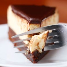 Chocolate Fudge Brownie Cheesecake
