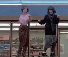 Different as each member of the Breakfast Club was, they all had a few things in common, like a love of dance.