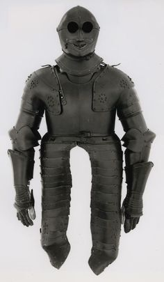 Art Institute of Chicago - Is this hipster armor?  That mustache rocks!