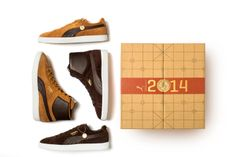 #PUMA LAUNCHES THE YEAR OF THE HORSE SUEDE AND #SUEDE MID PACK
