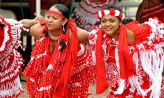Native indians in Suriname