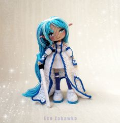 ● ECO ZABAWKA™ ● куклы ● амигуруми ● схемы ● мк