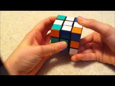 How to Solve One Side on a Rubik's Cube - http://www.thehowto.info/how-to-solve-one-side-on-a-rubiks-cube/