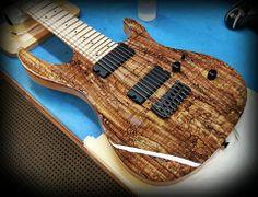Carvin 8 string guitar