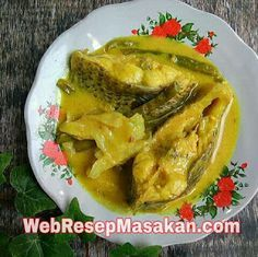 Resep Gulai Ikan Mujair Pedas Resep Gulai Resep Ikan