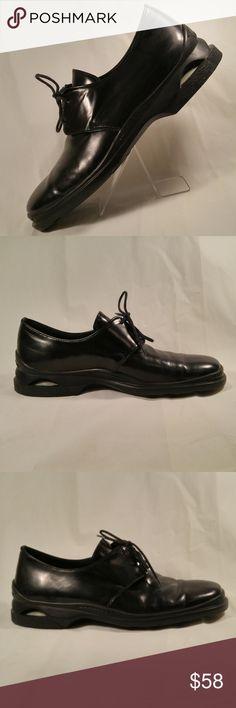 Black Leather Plain Toe Nike Air Oxford Italy Shoe Cole Haan Studio Black  Leather Plain Toe eeb252d19