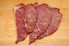 Smoked Beef Jerky : 3 Steps (with Pictures) - Instructables Smoker Jerky Recipes, Jerkey Recipes, Healthy Eating Tips, Healthy Recipes, Healthy Food, Smoked Beef Jerky, Beef Jerkey, Homemade Beef Jerky, Green Egg Recipes