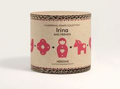 Cuaderniño-Irina and Friends on Behance