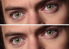 Girls like pretty eyes too