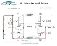 Horse Barns, Horses, Deep Drawing, Small Barns, Corner House, Pole Barn Homes, Dream Barn, New Property, Barn Plans