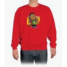 My Name's Franklin Snoopy Crewneck Sweatshirt