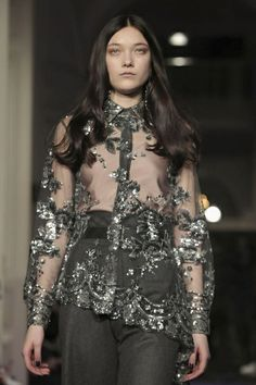 Alexis Mabille Ready To Wear Fall Winter 2014 Paris