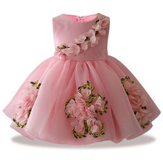 New Flower kids Clothes – Cute dimple Baby Girl Frocks, Baby Girl Party Dresses, Frocks For Girls, Little Girl Dresses, Girls Dresses, Work Dresses, Girls Frock Design, Baby Dress Design, Baby Girl Dress Patterns