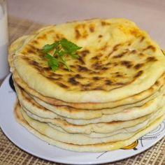 Хачапури по тбилисски за 5 минут на сковороде