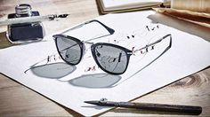 The world of contemporary calligraphy inspires the new Persol Calligrapher Edition