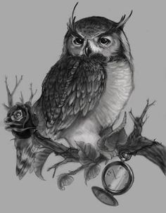 owl tattoos - Google Search                                                                                                                                                                                 More