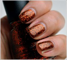 China Glaze Ick-A-Body (Awakening Fall 2010) [A59]