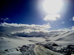 Bamyan is one of the coldest locations in Afghanistan.
