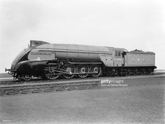 London & North Eastern Railway class steam locomotive No Cock O' the North Get premium, high resolution news photos at Getty Images Steam Trains Uk, Steam Railway, Steam Locomotive, Diesel Locomotive, British Rail, Train Pictures, Steam Engine, Still Image, Transportation
