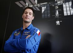 L'astronaute français Thomas Pesquet, un héros presque comme tout le monde