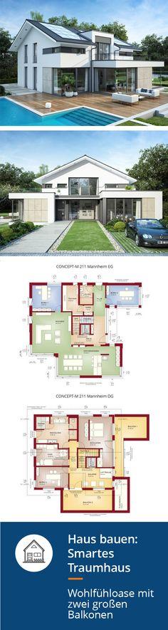 CONCEPT M 211 U2013 Smartes Traumhaus Der Extraklasse