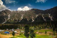 Arang Kel, Neelum Valley, Azad Kashmir, Pakistan