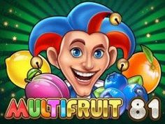 Review of MultiFruit 81, with Expanding Wilds and Multipliers.