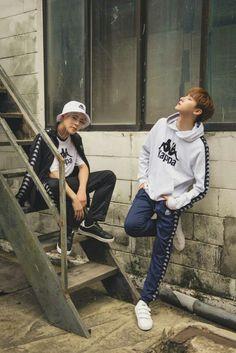 Monsta X - Lee Jooheon & Lim Changkyun (I.M)