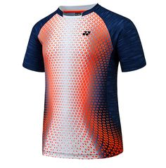 Yonex F/W Collection Men's Badminton Round T-Shirts White Clothes NWT 73TS019M #YONEX