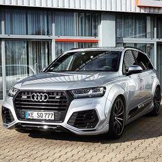 Audi with full bodykit and GR Sport rims. - Cars and motor Audi 100, Lamborghini, Maserati, Allroad Audi, Automobile, Black Audi, Audi Sport, Audi Cars, Audi Quattro