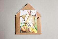 #kidsroom #gyerekszoba #gyerekszobaötletek #print #faliképek #gyerek #akvarell #akvarellképek #akvarellfestmények #képeslap #postcard #bunny #bunnyillustrations #happybitrhday #születésnap #iközösség Digimon, Instagram