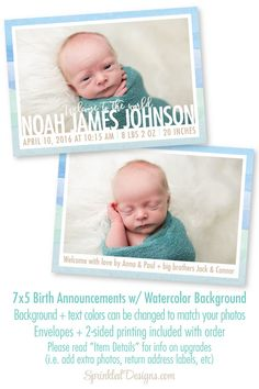 the 15 best birth announcement girl images on pinterest baby