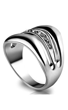 Ring Beauty Silver Ethnic Vintage Carved Wide Ring Beautiful Jewelry Women/'s