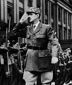 Charles de Gaulle: The leader who saved France twice