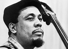 Charlie Mingus - American jazz double bassist, composer and bandleader.